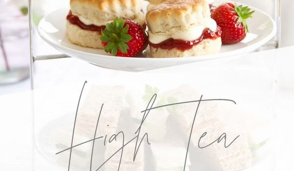 Serafino Alfresco High Tea – June 16th