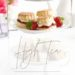 Serafino Alfresco High Tea – June 16th